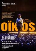 Affiche Oïkos - Théâtre du Soleil