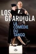 Affiche Los guardiola - la comédie du Tango - Théâtre L'Essaïon