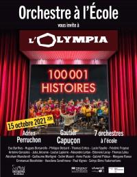 « 100 001 histoires » à l'Olympia