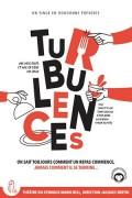 Affiche Turbulences - Théâtre du Gymnase