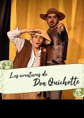 Affiche Les Aventures de Don Quichotte - Comédie Nation