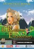 Affiche Le royaume enchantant - Théâtre du Gymnase