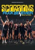 Scorpions à l'Accor Arena