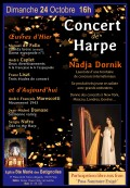 Nadja Dornik en concert