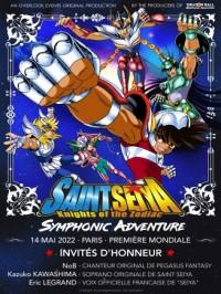 « Saint Seiya Symphonic Adventure » au Grand Rex