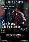 Affiche La dame céleste et le diable délicat - Studio Hébertot