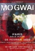 Mogwai salle Pleyel