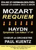Les Chœur et Orchestre Paul Kuentz en concert