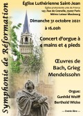 Gunhild Wolff et Berthold Wicke en concert