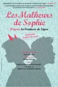 Affiche Les malheurs de Sophie - Théâtre L'Essaïon
