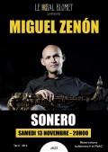 Miguel Zenon au Bal Blomet