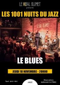 « Les 1001 nuits du jazz » au Bal Blomet