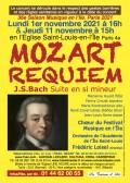 Le Chœur du Festival Musique en l'Île, Orchestre de l'Académie de l'île Saint-Louis et solistes en concert