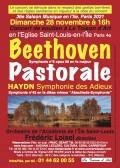 L'Orchestre de l'Académie de l'île Saint-Louis en concert