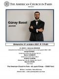 Güray Basol en concert