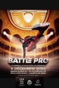 Affiche Battle Pro Finale Monde - Théâtre du Châtelet
