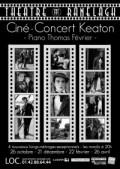 Ciné-concert Buster Keaton au Théâtre Ranelagh