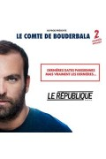 Affiche Le Comte de Bouderbala - Spectacle n°2 - Théâtre Le République