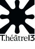 Affiche La Tragédie d'Hamlet - Théâtre 13 - Glacière