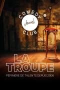 Affiche La Troupe du Comedy Club