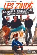 Affiche Les Zindé : Impro Comedy Club