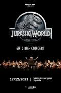Ciné-concert « Jurassic World » au Palais des Congrès