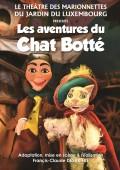 Affiche Le Chat botté au Théâtre de Marionnettes du Jardin du Luxembourg