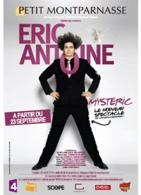 Éric Antoine : Mystéric