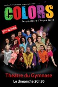 Colors : le spectacle d'improvisation au Théâtre du Gymnase