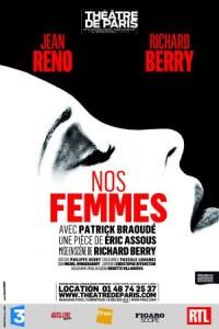 Nos femmes au Théâtre de Paris