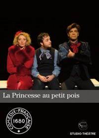 La Princesse au petit pois à la Comédie-Française - Studio-Théâtre