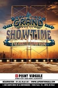 Le Grand Showtime au Point Virgule