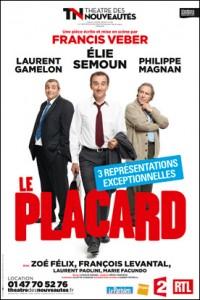 Le Placard au Théâtre des Nouveautés