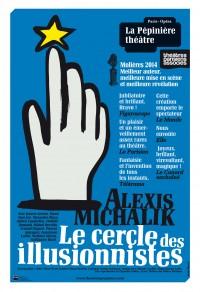Le Cercle des illusionnistes au Théâtre La Pépinière