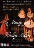 Florilège Molière au Théâtre de l'Épée de Bois