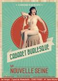Le Cabaret burlesque à la Nouvelle Seine