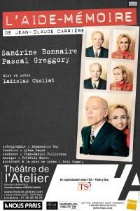 L'Aide-mémoire au Théâtre de l'Atelier