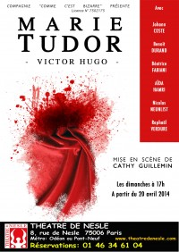 Marie Tudor au Théâtre de Nesle