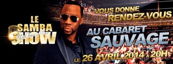 Le Samba show et sa team du rire en mode Def Jam Comedy
