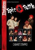 Epic Battle : cabaret d'impro au Théâtre de Ménilmontant