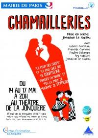 Chamailleries au Théâtre de La Jonquière