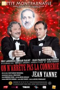 On n'arrête pas la connerie au Théâtre Montparnasse