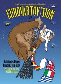 Eurovartovision au Palais des Glaces