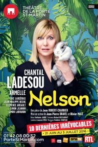 Nelson au Théâtre de la Porte Saint-Martin : 10 dernières irrévocables