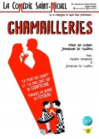 Chamailleries à la Comédie Saint-Michel