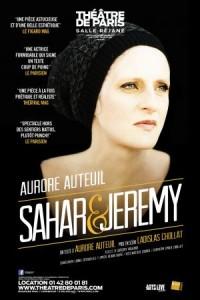 Sahar et Jérémy au Théâtre de Paris