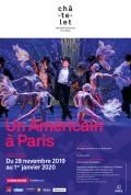 Un Américain à Paris au Théâtre du Châtelet