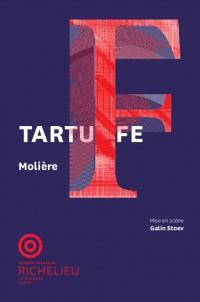 Tartuffe à la Comédie-Française - Salle Richelieu