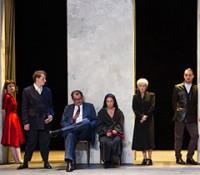 Antigone à la Comédie-Française - Salle Richelieu