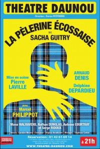 La Pèlerine écossaise au Théâtre Daunou